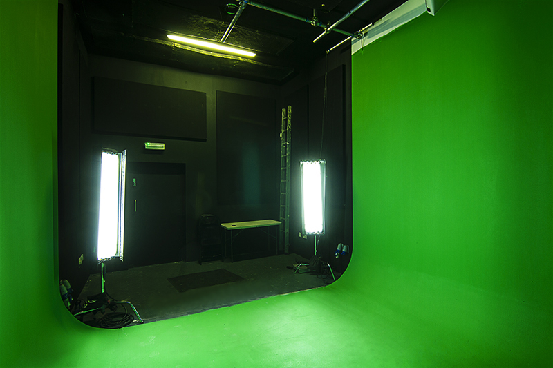 Studio 3 Green Screen London